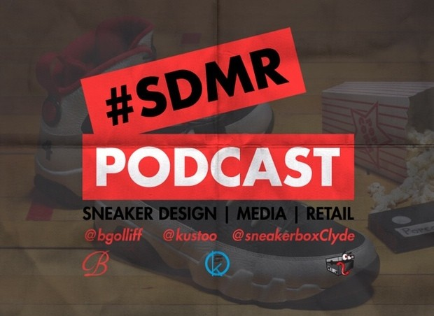 #SDMR Podcast Episode 2 | The State Of The Jordan Brand