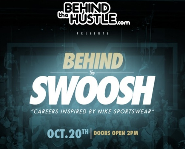 #BehindTheHustle Career Panel – Behind The Swoosh
