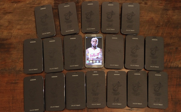 The Next Big Thing: LeBron James x Samsung Galaxy Note II