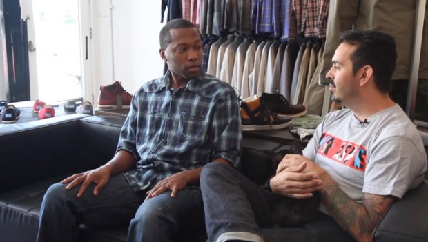 Hot Rod Life Sneaker Shop (Interview)