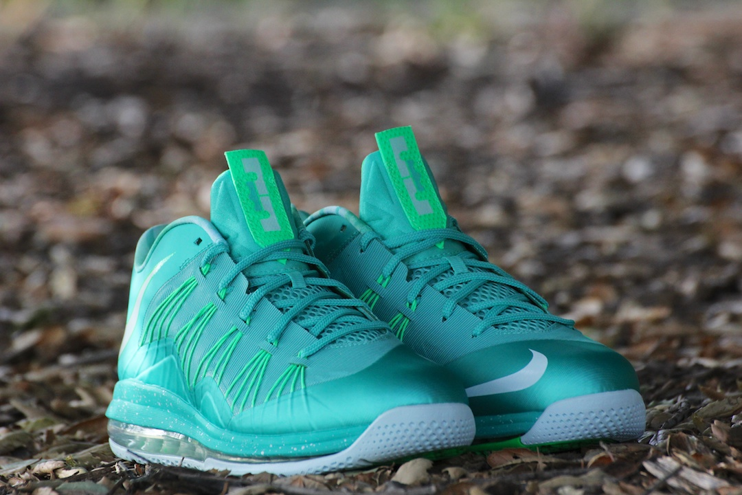 Nike LeBron 10 Low Easter