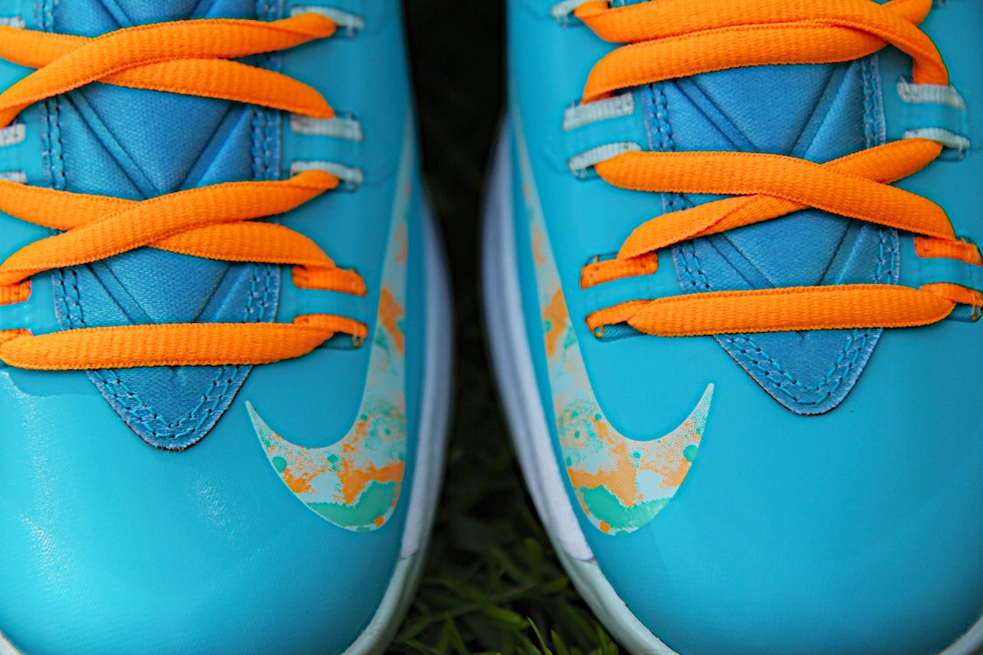 2013_Nike KD V Easter Toe Detail