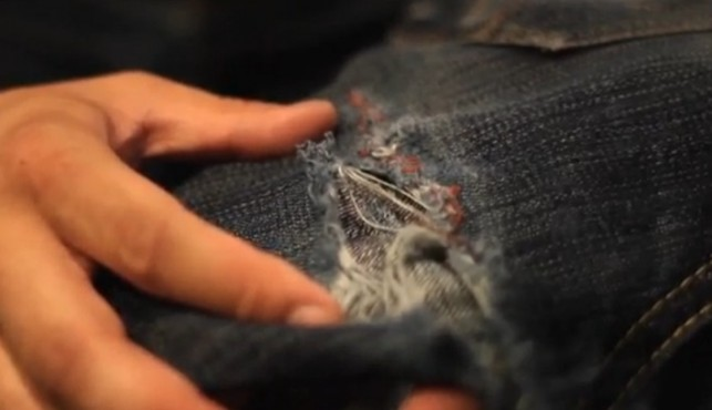 Video: How To Repair Your Jeans