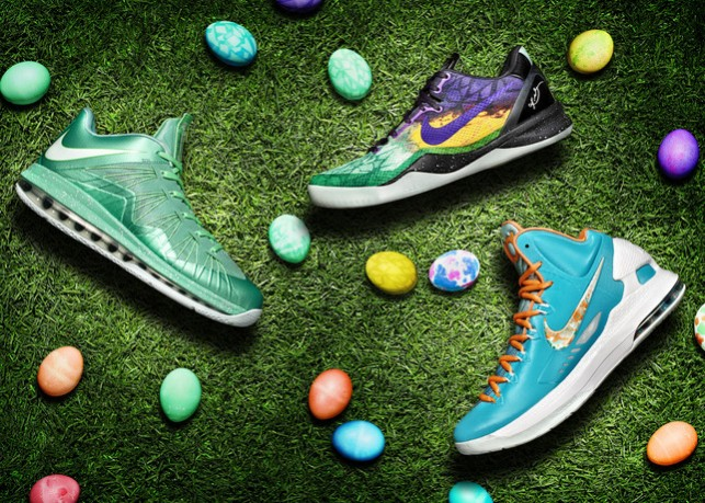 Nike Announces the Nike Basketball Easter Collection