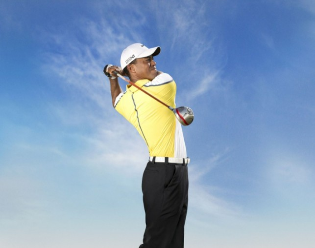 New Tiger Woods Spring Collection 2013