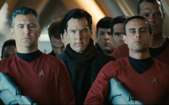 "New ""Star Trek Into Darkness"" Trailer is EVERYTHING!"