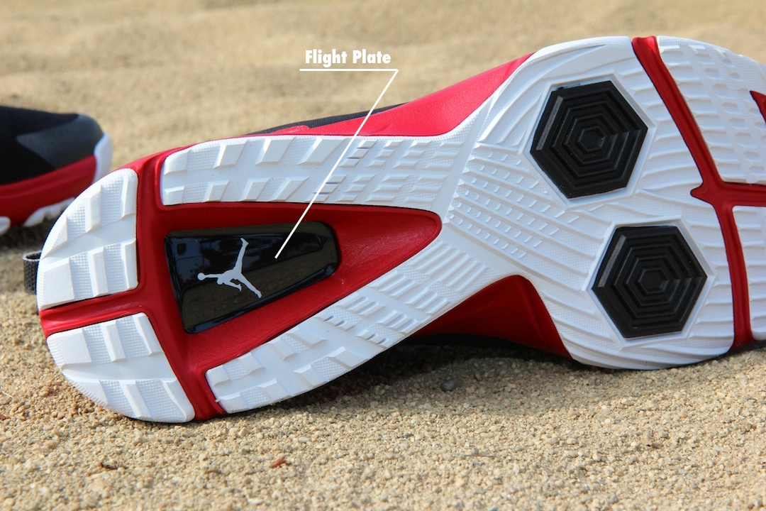 Jordan Trunner Dominate Pro Outsole