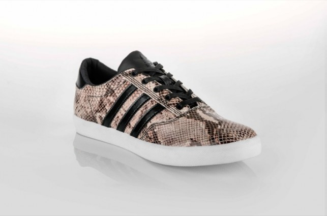 new concept c9708 d1a14 adidas Originals - Adi MC Low Brown Hero