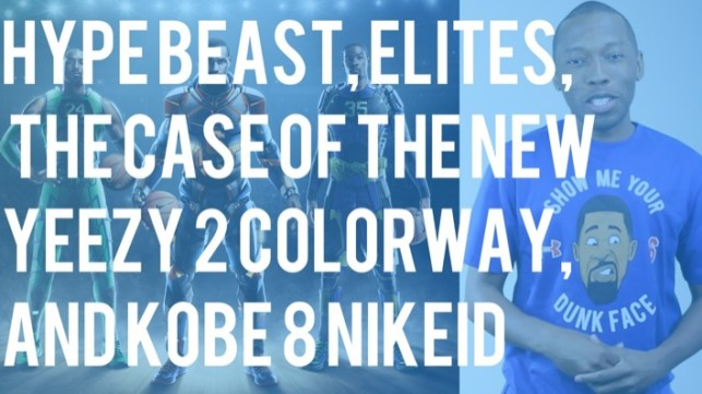 The Week in Sneaks with Jacques Slade – Hypebeast, Elite Pricing, and a new Yeezy 2 Colorway