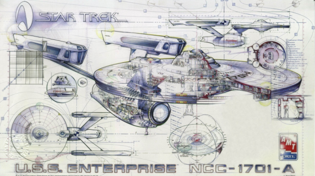 What It Would Cost To Build The Starship Enterprise