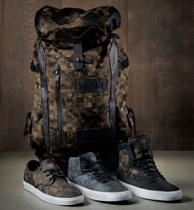 Vans OTW x Hyperstealth Camo Pack