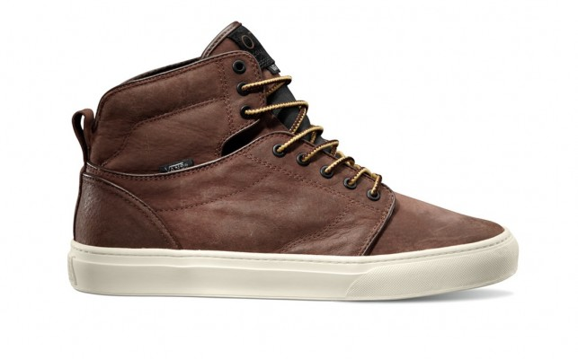 Vans OTW Fall 2013 Boot Pack