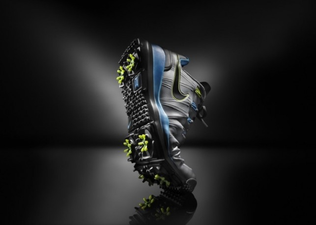 Nike TW'14 Cool Grey/Black-Vivid Blue Available Now