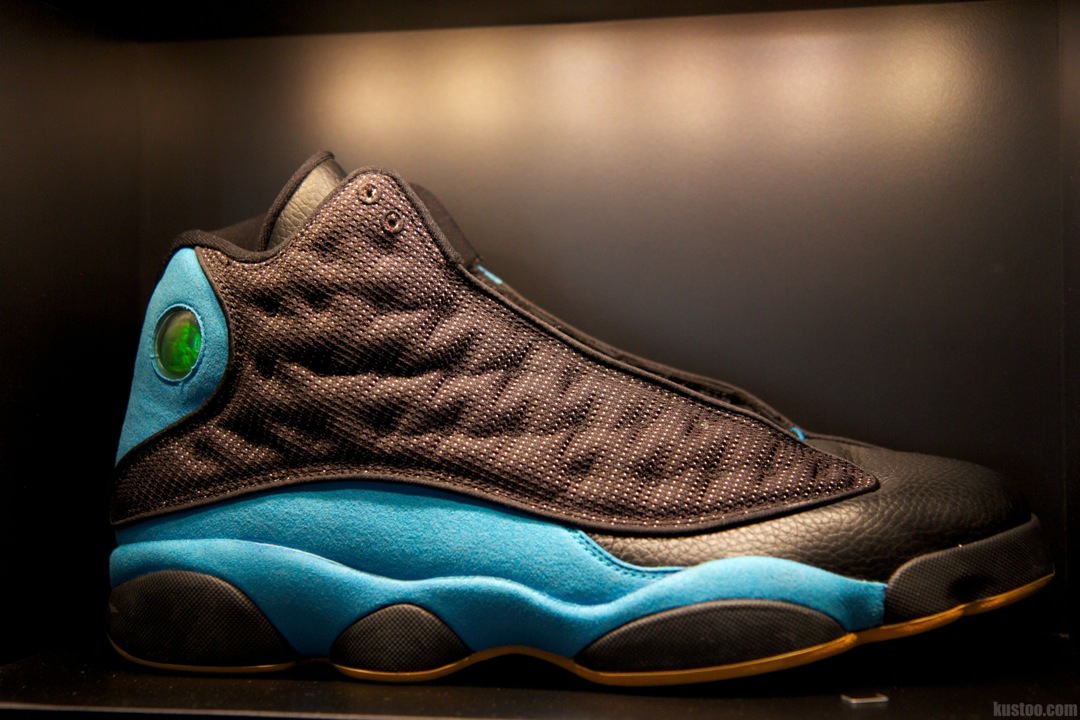 "Chris Paul Air Jordan 13 ""Charlotte PE"""