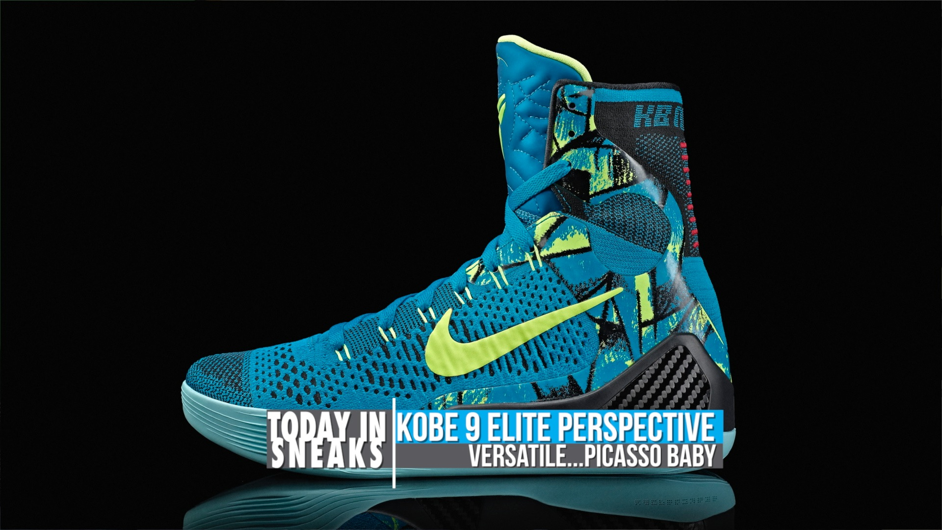 Kobe 9 - Top 5 Coolest Shoes of 2013-2014