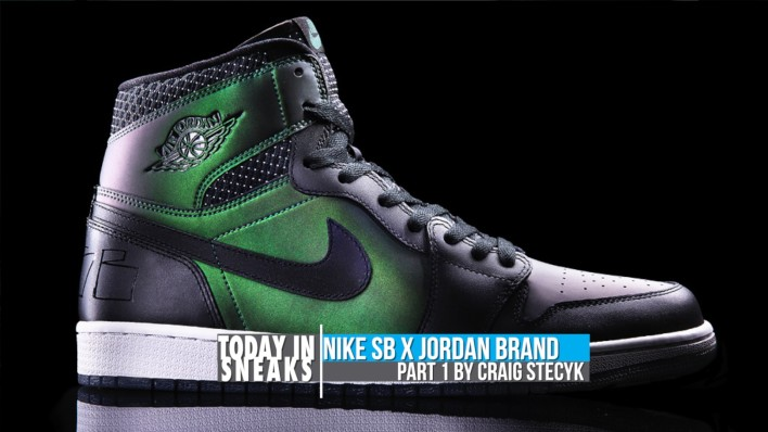 LeBron 11 South Beach, Nike SB x Jordan Get Cozy, Vans x Circle Jerks and More - Today in Sneaks