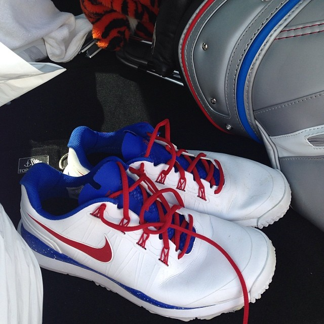 Tiger Rocks NIKEiD TW'14 at Honda Classic