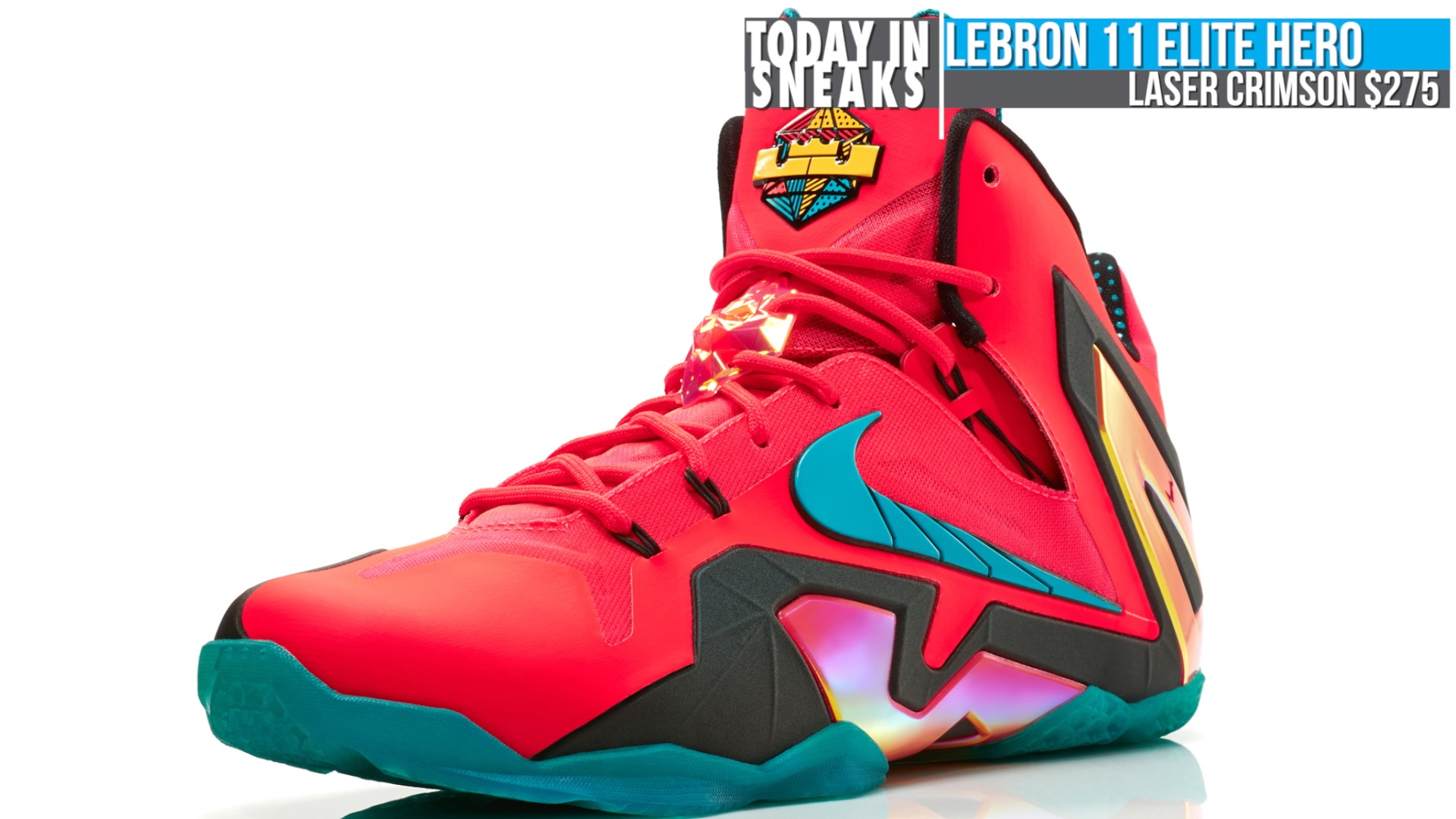 LeBron 11, Kobe 9, KD VI Hero Elites, D Rose 5, and ZX Flux - Today in  Sneaks - Kustoo.com