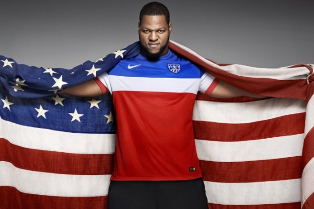 Nike Reveals U.S. National Team Away Kit