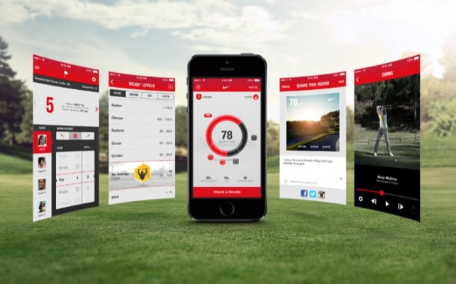 Nike Golf Updates NG360 App