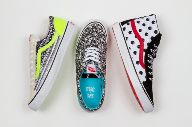 Vans x Stüssy Collection for Spring 2014