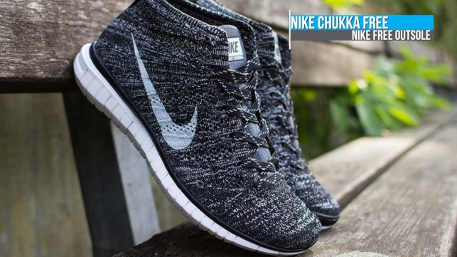 Chukka Free Flyknit, Adidas Primeknit Boost, and Nike x Liberty – Today in Sneaks