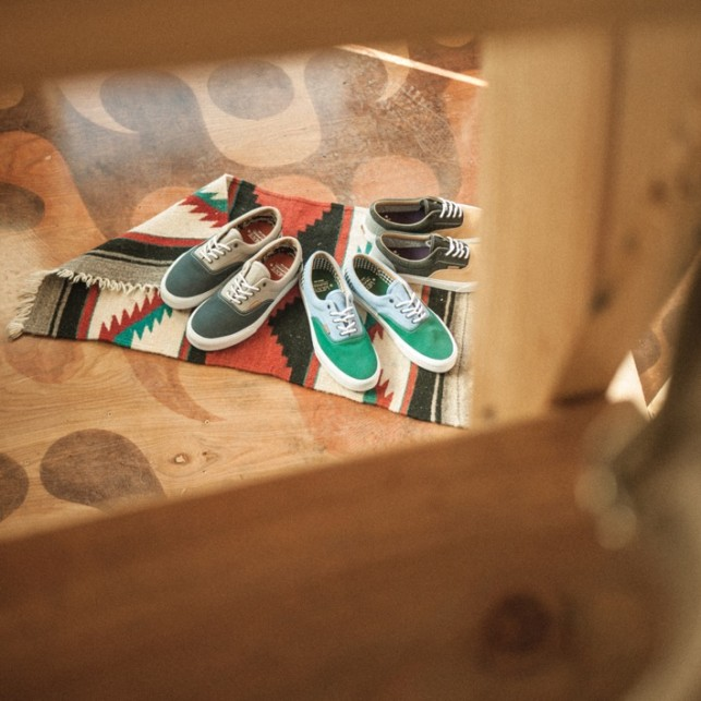 Vans California Collection Twill Pack