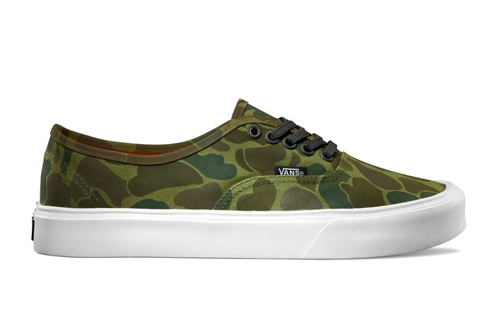 Vans LXVI Authentic-Lite_(Camo)-green-true-white