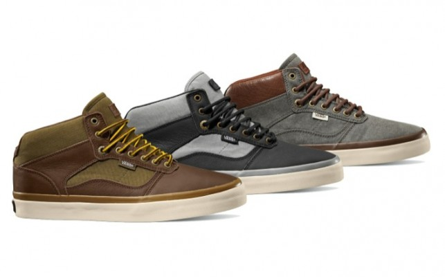 Vans OTW Collection Timber Collection