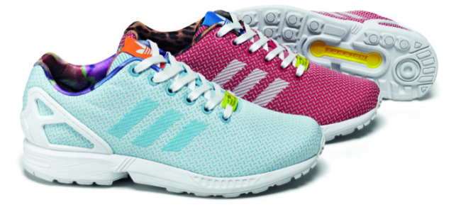 adidas Originals ZX Flux Women's Weave Pack