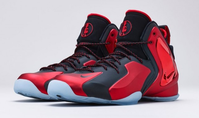 73b965f5162b2 Nike Lil Penny Posite University Red Release Date