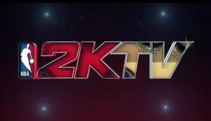 NBA2K to Launch NBA2KTV