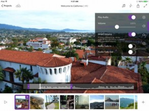 Adobe Launches Premier Clip for Mobile Video Editing