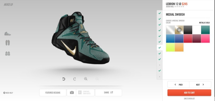 customize nikeid