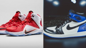 Jordan 1 x Fragment, LeBron 12 Release Updates, Xbox One on Today in Sneaks