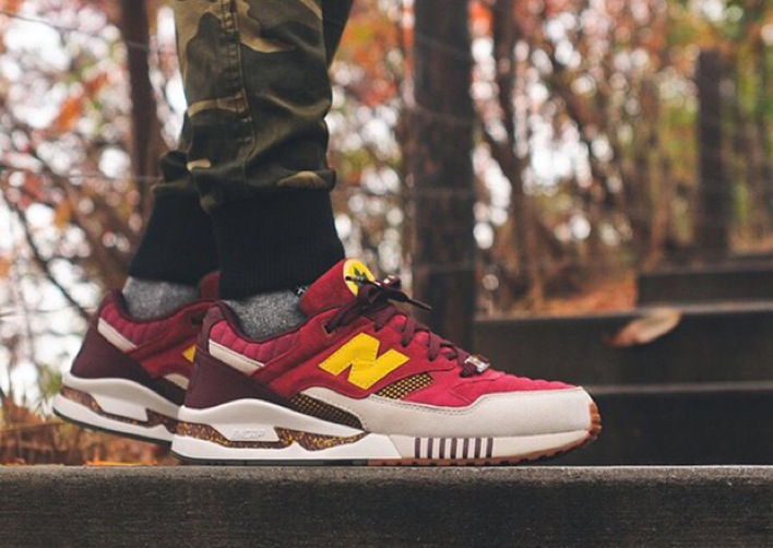 ROnnie Fieg New Balance 530-02