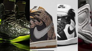 "Jordan 1 High OG, Nike Dunk ""Crocodile Dundee"", CP3.VIII, and more on the Heat Check"