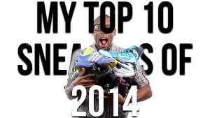 My Top Sneakers of 2014