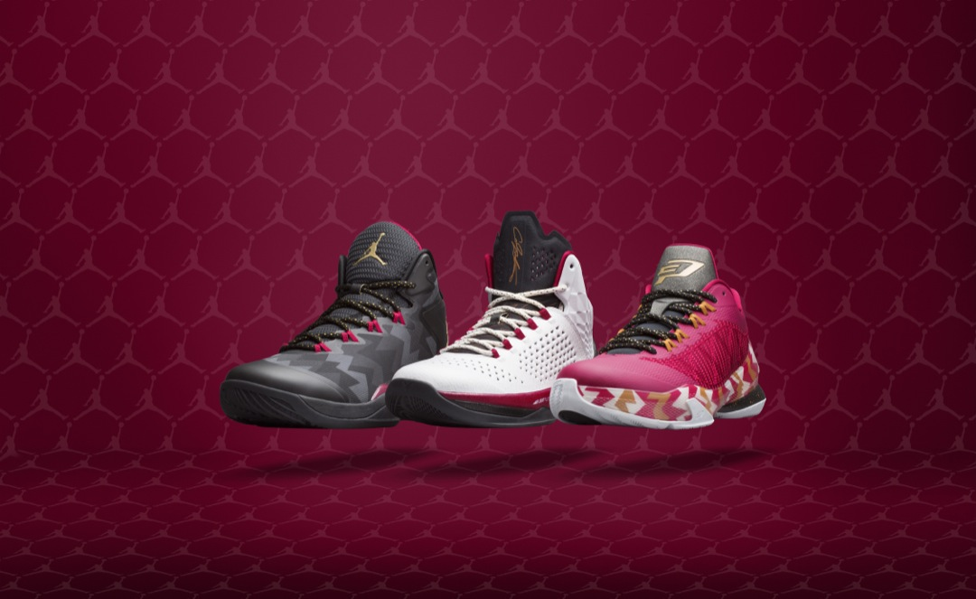 Jordan Holiday 2014 Collection For Melo, Blake Griffin, and