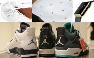 ICYMI: First Remastered JORDAN Retro, Apple Watch $10K, Samsung Gear VR, Luxury Spizike