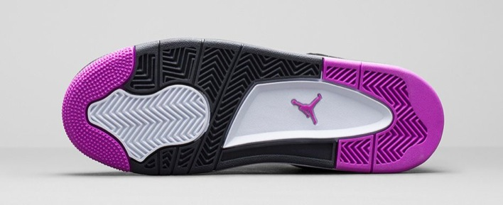 Air Jordan 4 GS Fuchsia-02