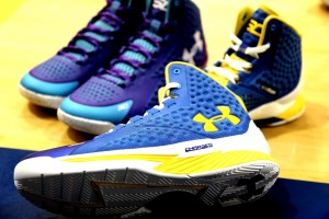 Under Armour Curry One Wear Test Review