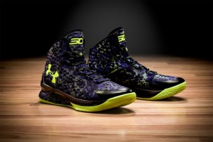 Under Armour Curry One Dark Matter for All-Star