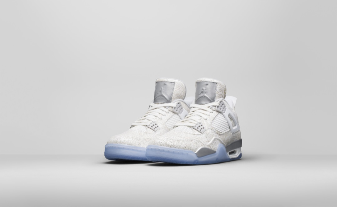 Air Jordan IV Laser All-Star 2015 Pair