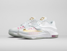 Grace and Humilty: Nike KD 7 Aunt Pearl