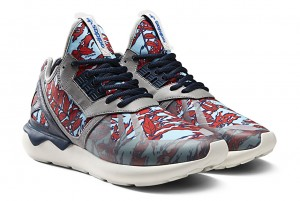 adidas Tubular Hawaii Camo