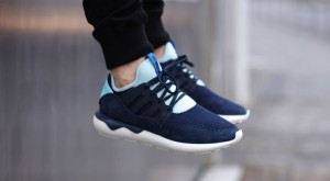 adidas Tubular Moc Runner Blush Blue