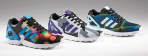adidas ZX Flux March Print Pack