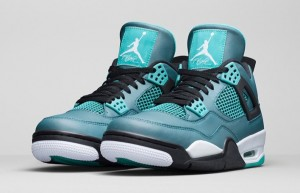 "Air Jordan 4 ""Teal"" Retro"